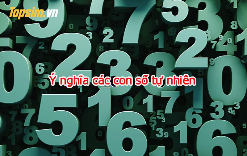 Giải mã ý nghĩa con số